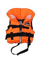 Подростковый спасжилет Vulkan Neon orange ML/L (20-30 кг)
