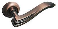 Ручки дверные USK A-58260  АнтичнаяМедь