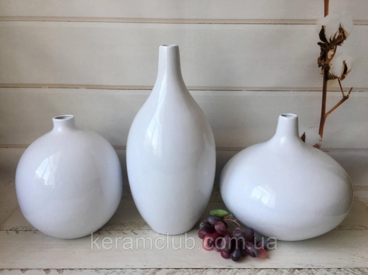 Набор интерьерных ваз №14