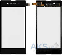 Сенсор (тачскрин) для Sony Xperia E3 D2202 Original Black