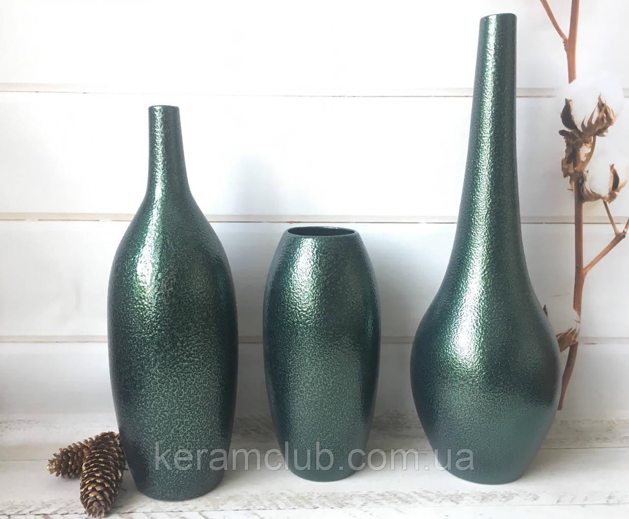 Набор интерьерных ваз №6