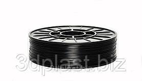 Нить ABS-пластик для 3D-принтера, 1.75 мм, черный 2,5 кг, чёрный