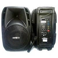 Автономная акустическая система PORTABLE 12 400W max