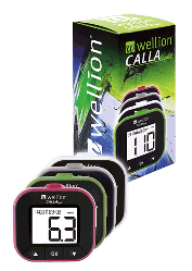 Глюкометр Веллион КАЛЛА Лайт (Wellion Calla light)  / Австрия (без тест-полосок)