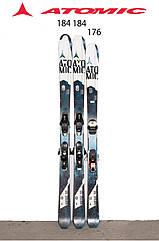 Гірські лижі Atomic Vantage 90  Blue Б/У