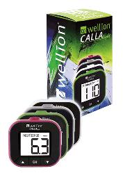 Глюкометр Веллион КАЛЛА Лайт + 50 полосок (Wellion Calla light) Австрия