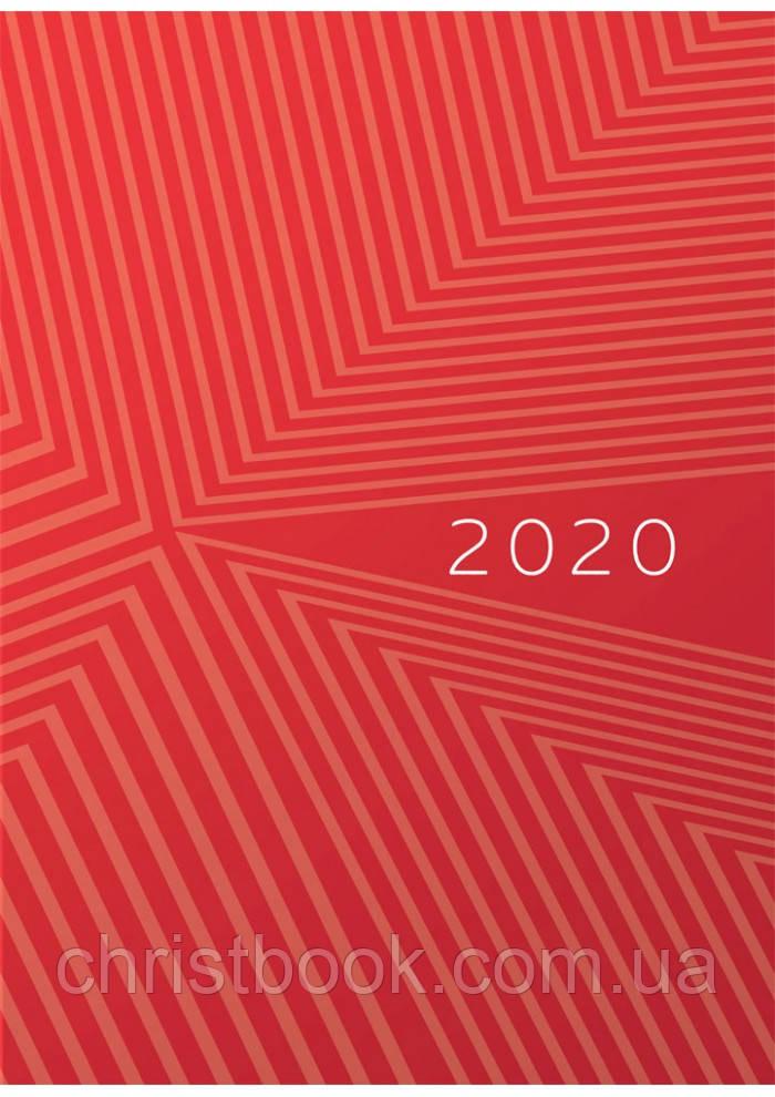 Календар 2020 р. - тижневик (з Церковним уставом)