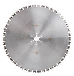 Алмазный диск Almaz Group по железобетону F11 800 мм толщина сегмента  4,8 мм