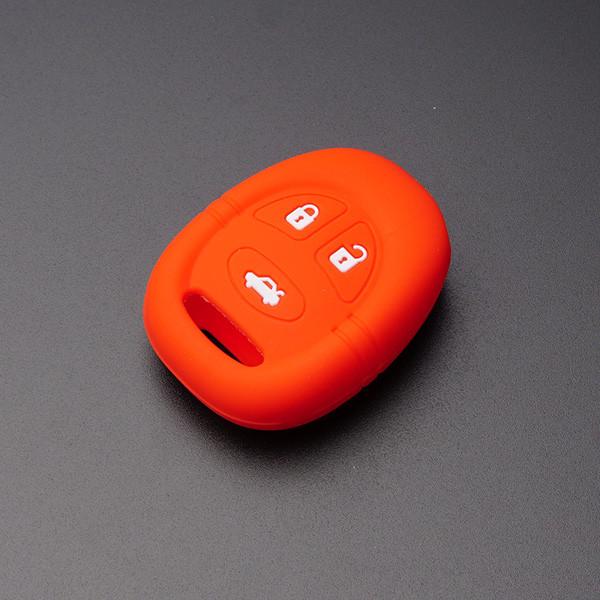 Силиконовый чехол для ключа Saab 9-3,9-5,9000 Сааб