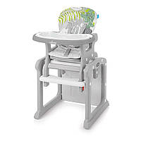 Стульчик для кормления Baby Design Candy / Gray (07) new, фото 1
