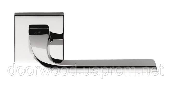 Дверная ручка Colombo Design ISY BL11 RSB  хром