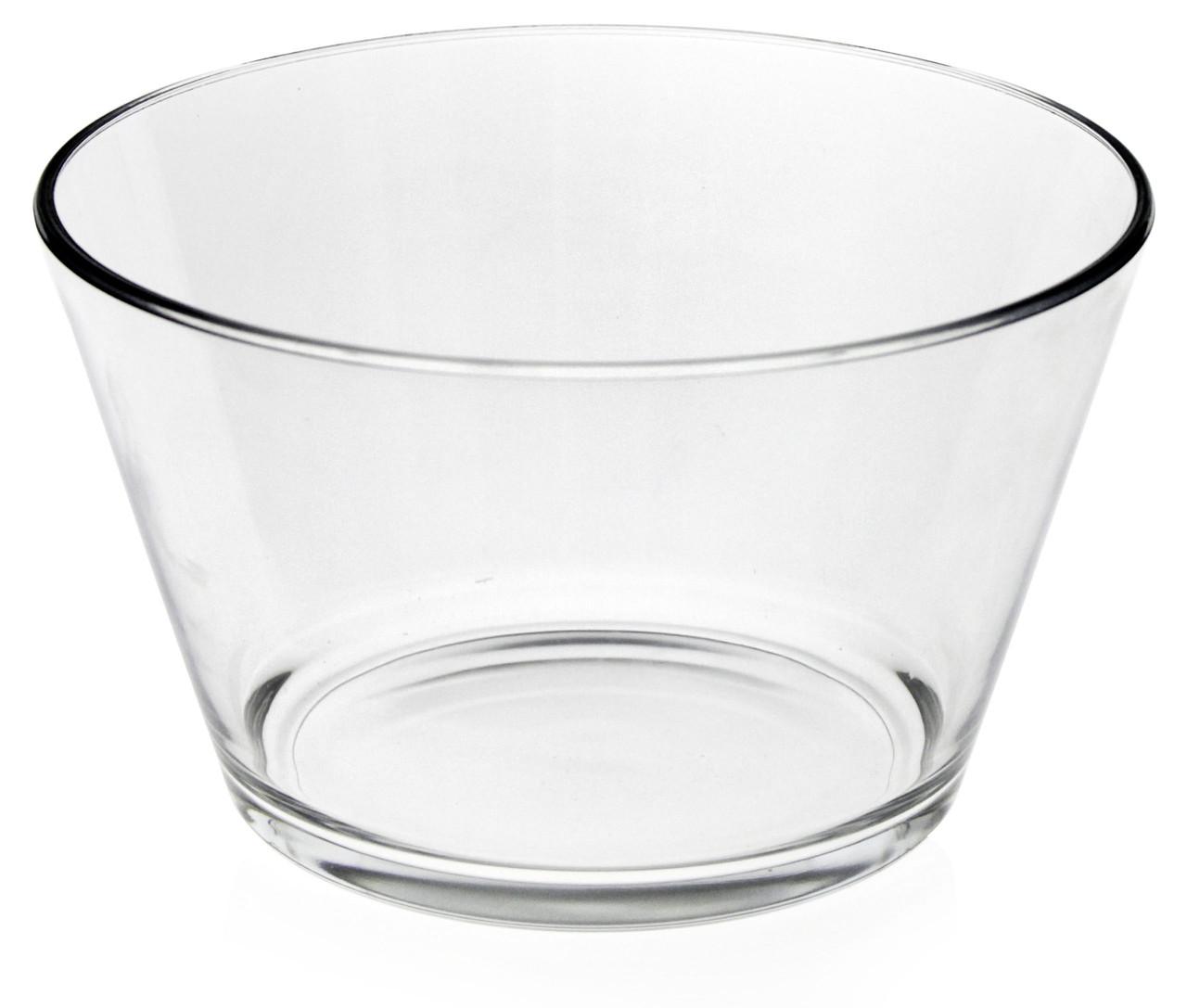 Салатник Krosno Basic Glass 13 см J481156800002000