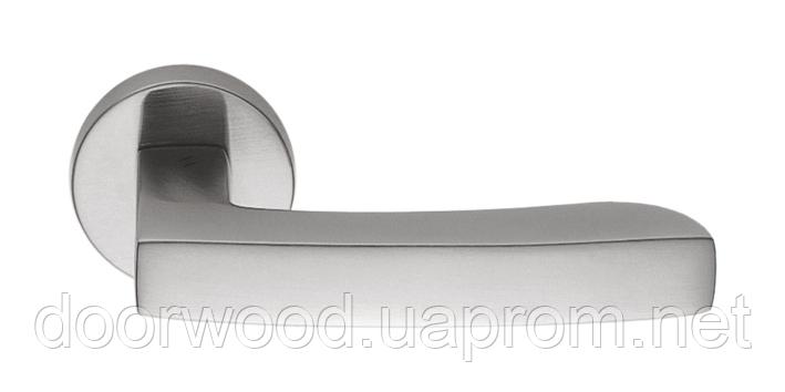 Дверная ручка Colombo Design Viola AR 21 матовый хром