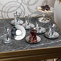 Чайные армуды Doreline Восточный 6 штук, фото 1