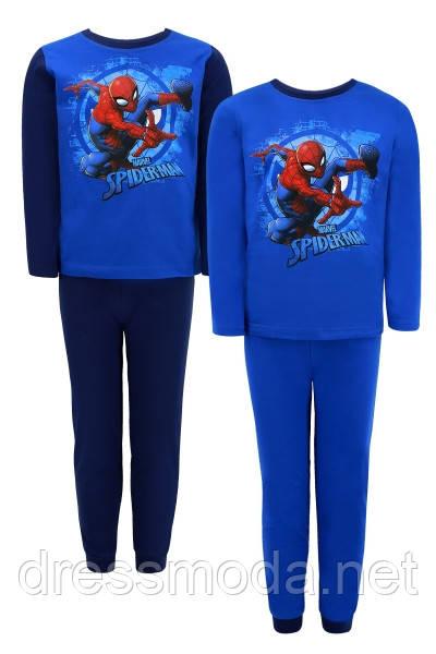 Пижамы для мальчиков Spider man 92-116р.р