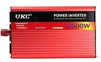 Преобразователь (инвертор) UKC 12V-220V AR 2500W 12V