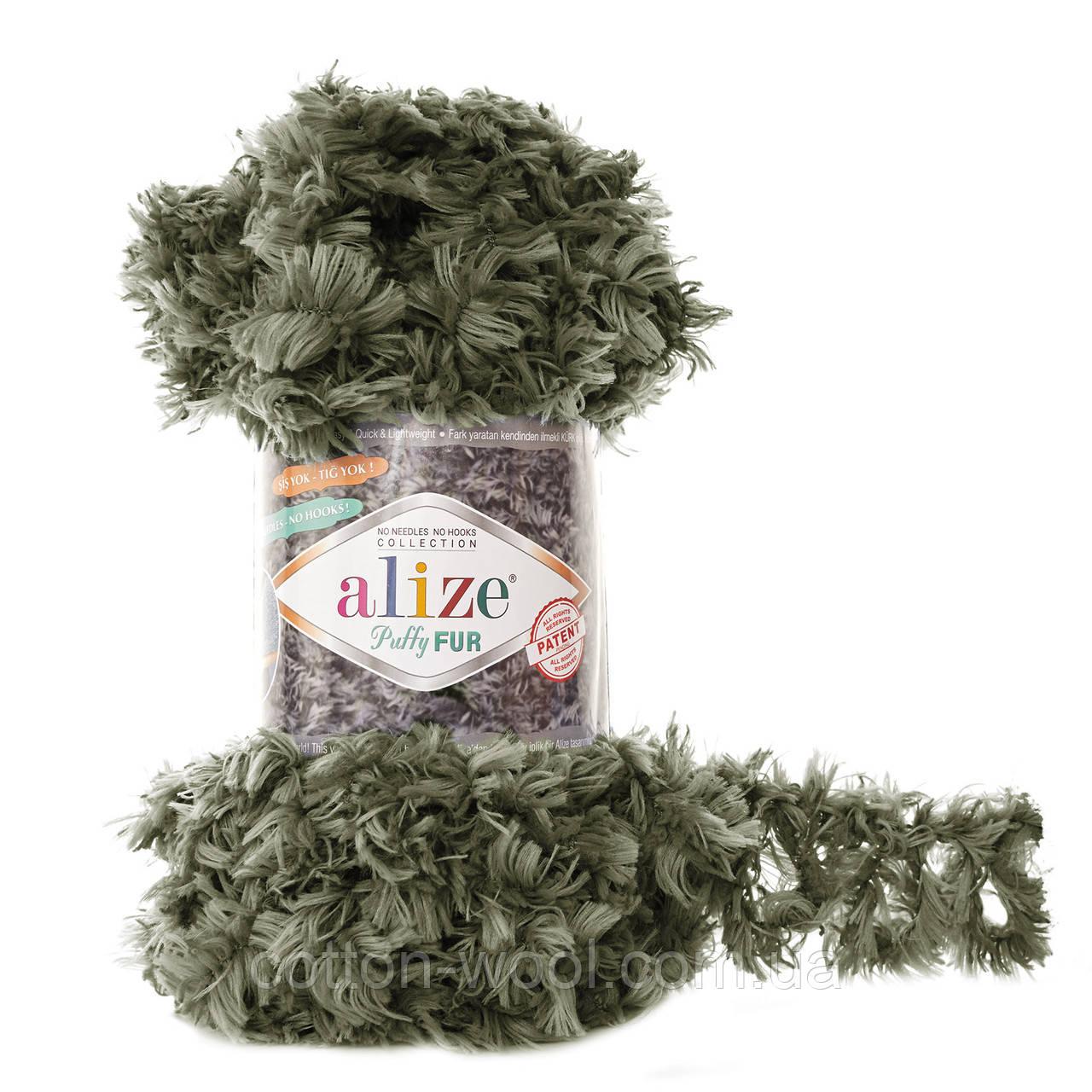 Puffy Fur (Паффі Фур) (100% - поліестер) 6117