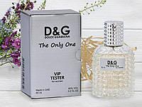 Женский тестер Dolce&Gabbana The Only One Vip  (Дольче Габбана Зэ Онли Ван) 60 мл