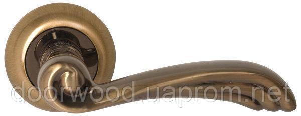Дверная ручка Firenze Luxury Veronica Кофе R ф/з