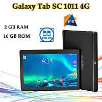 """Недорогой Планшет-Телефон Galaxy Tab SC1011 4G 10.1"""" IPS 16GB ROM GPS (Облегченный)"""