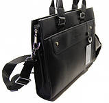 Мужской портфель. Мужская сумка. Сумки офисные. Магазин сумок. Сумки для мужчин, фото 6