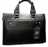 Мужской портфель. Мужская сумка. Сумки офисные. Магазин сумок. Сумки для мужчин, фото 7