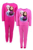 Трикотажная пижама для девочек Frozen 92-116 р. р., фото 1