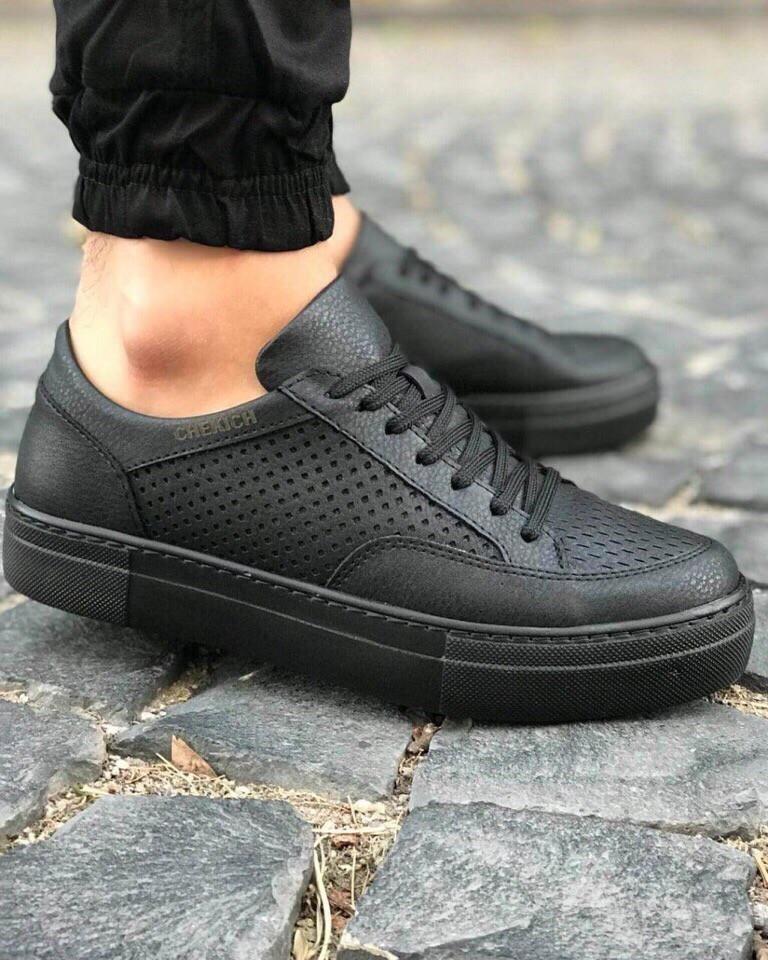 Мужские кроссовки Chekich CH015 Black