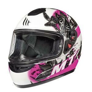 Мотошлем MT Thunder Kid Breeze Pink