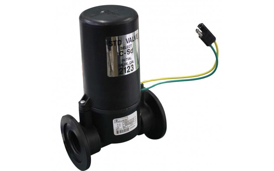 Регулюючий клапан для обприскувачів, аплікаторів Raven 1-063-0172-125
