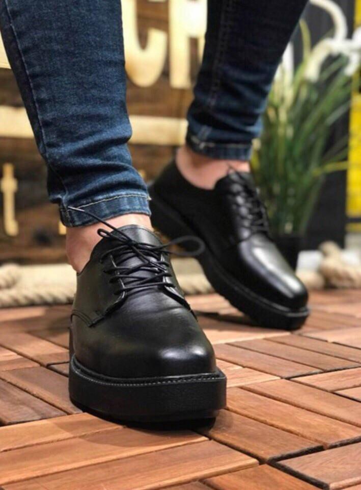 Мужские спортивные туфли Chekich CH001 Black: продажа ...