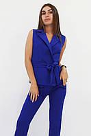 S, M, L, XL / Стильний брючний костюм Archer, синій