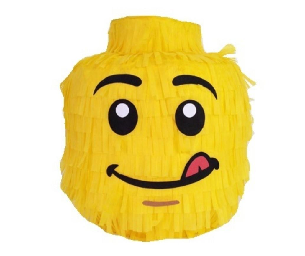 Пиньята - День рождение у ребенка Лего голова г. Одесса