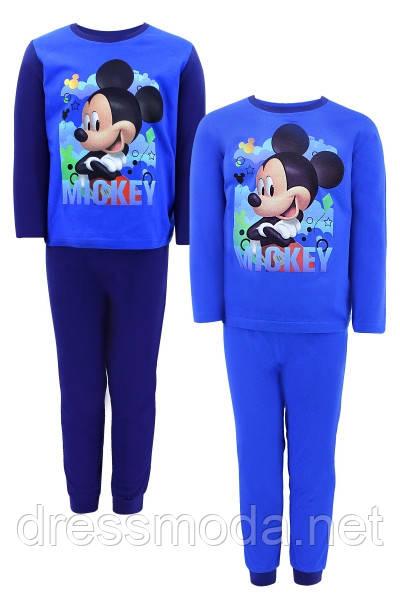 Пижамы для мальчиков  Mickey 92-116р.р