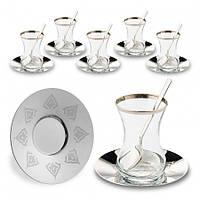 Набор чайных стаканов Doreline Восточный на 6 персон