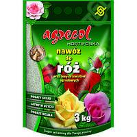 Удобрение Agrecol для роз, 3 кг.