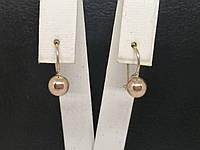 Золоті сережки. Артикул 470101, фото 1