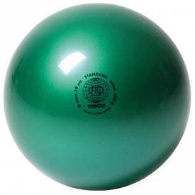 Мяч гимнастический зеленый 400гр Togu