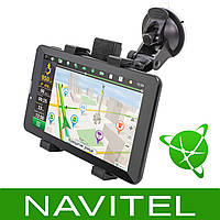"✦GPS навигатор 7"" Navitel DVR700PI 1/16Gb IPS экран GPS/A-GPS 3G Android 6.0 c картами Украины и Европы"