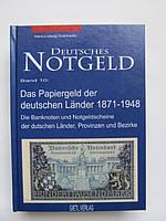 Німецькі нотгельди. Банкноти нім. земель 1871-1948/Г.Л.Грабовскі