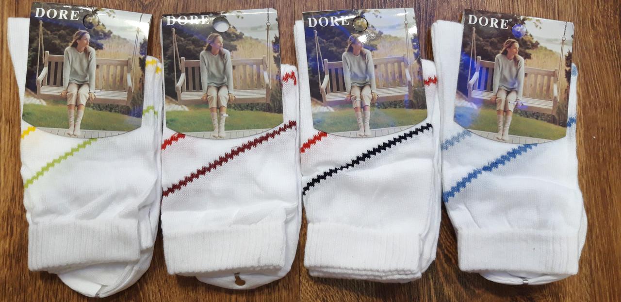 """Підліткові стрейчеві шкарпетки""""DORE"""" 22-24(34-36)"""