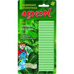 Удобрение Agrecol в палочках для декоративно-лиственных растений 30 шт