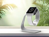 Подставка для зарядки Apple Watch держатель для часов алюминиевый FLOVEME