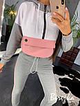 Женский спортивный костюм с лампасами (в расцветках), фото 7