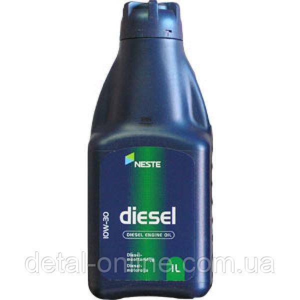Моторное масло Neste Diesel 10W-30/1 1л