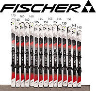 Гірські лижі Fischer XTR Comp Pro Black-White-Red Б/У 160
