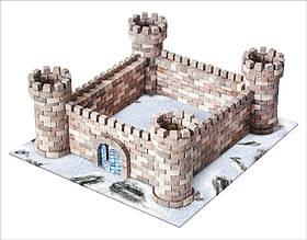 Орлиное гнездо керамический конструктор | 870 деталей | Країна замків та фортець (Україна)