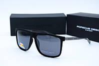 Солнцезащитные очки Por 877 черные матовые, фото 1