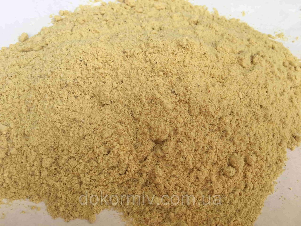 Соевая мука полужирная 48% протеина