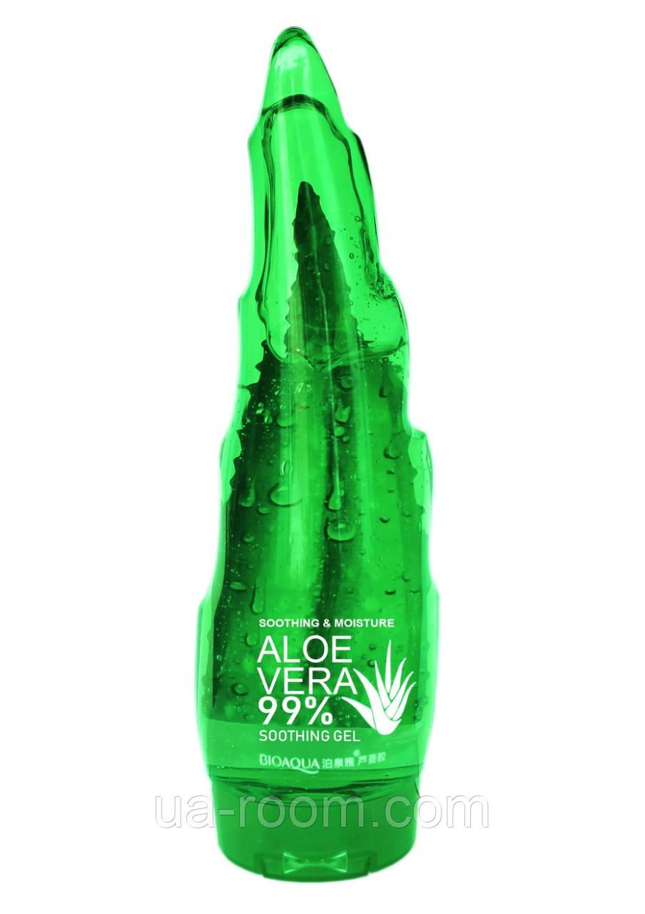 Увлажняющий гель для лица и тела Bioaqua Aloe Vera 99% Soothing Gel